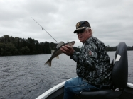 Pops fishing 07-11-14