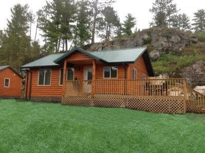 Cabin #2 exterior