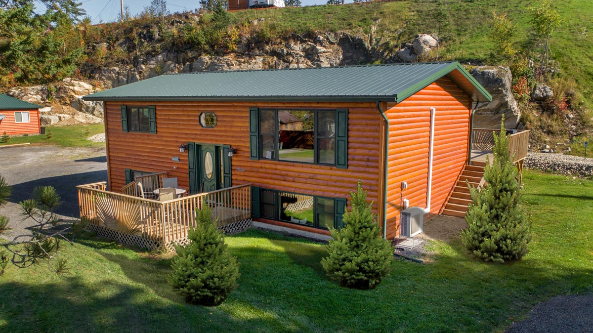 Family Reunion Cabin - Lake Kabetogama Minnesota Resort