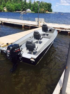 Lund boat rental